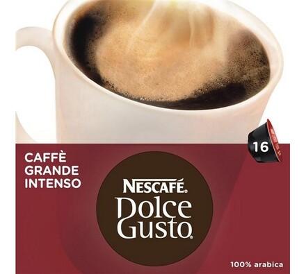 Kapsle Dolce Gusto, Grande Intenso, 16 ks, Nescafé