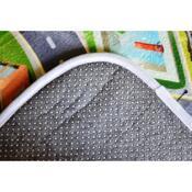 Dětský koberec Ultra Soft ZOO, 70 x 100 cm