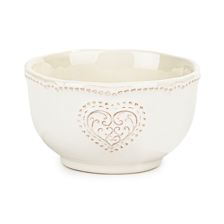 Vas ceramic Inimă, 320 ml