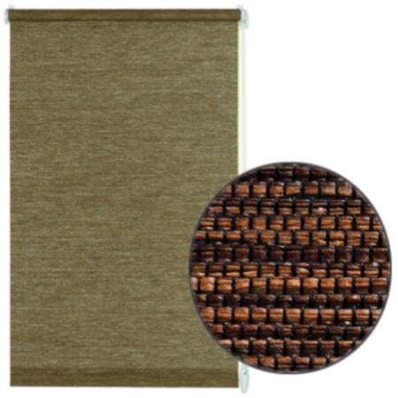 Roleta easyfix přírodní nugát, 60 x 150 cm
