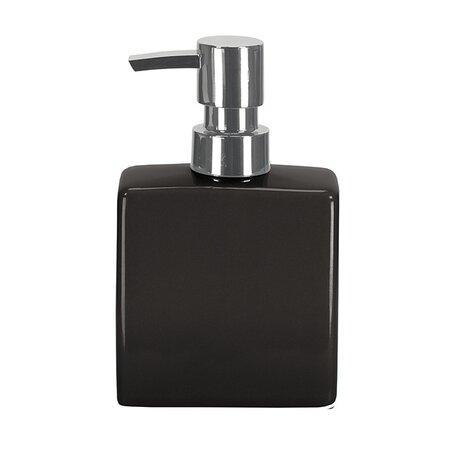 Dávkovač na mýdlo flakon černý