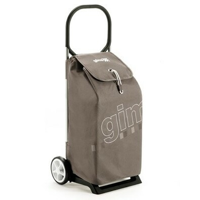 ITALO hnedá Gimi nákupný vozík