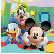Polštářek Mickey Mouse, 40 x 40 cm