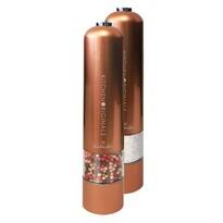 Kalorik PSGR 1050CO młynek elektryczny na pieprz i sól, miedziany