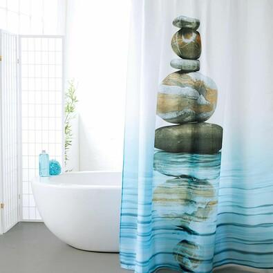 Wenko sprchový závěs Meditation