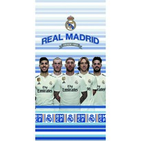 Osuška Real Madrid Stars, 70 x 140 cm