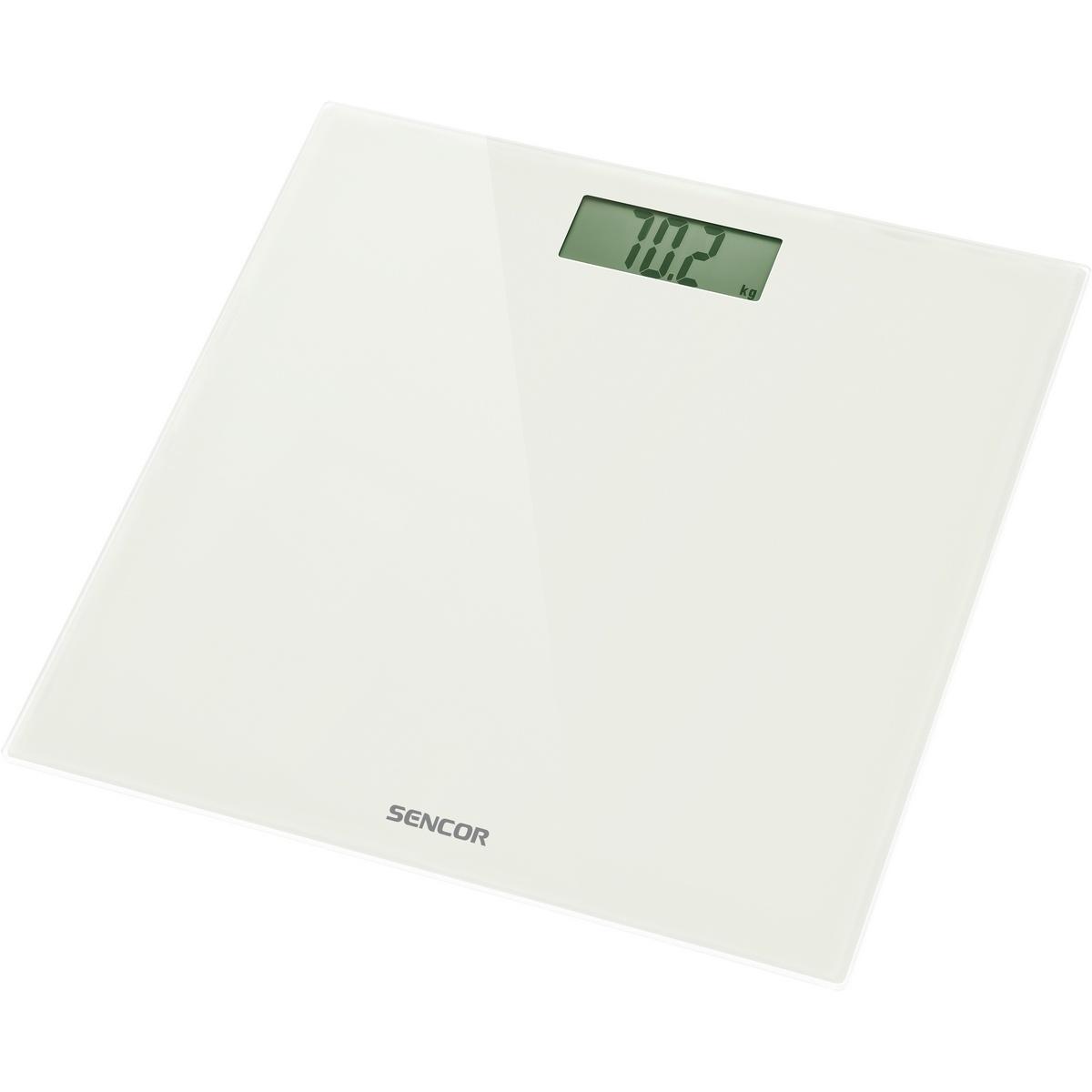 Sencor SBS 2301WH waga osobowa