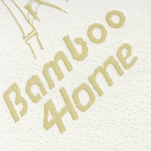 4Home Vankúš z pamäťovej peny Bamboo neprofilovaný, 36 x 54 cm
