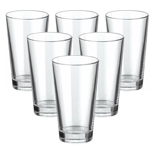Pasabahce 6dílná sada sklenic Cheers, 200 ml
