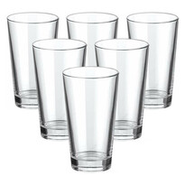 Pasabahce 6-częściowy komplet szklanek Cheers, 200 ml