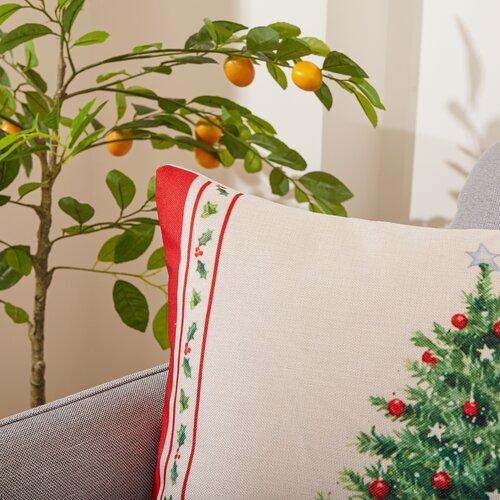 Față de pernă 4Home Retro Christmas, 45 x 45 cm