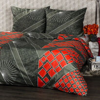 House Alfonso szatén ágynemű, 140 x 200 cm, 70 x 90 cm