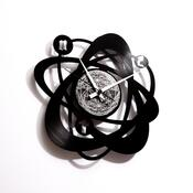 Discoclock 021 atomium nástěnné hodiny