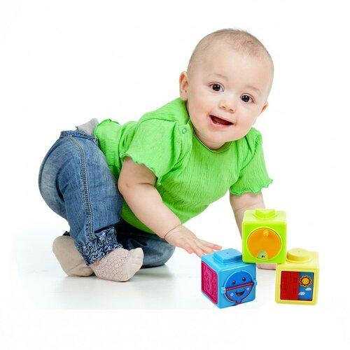 Baby Kocky náučné 3 ks