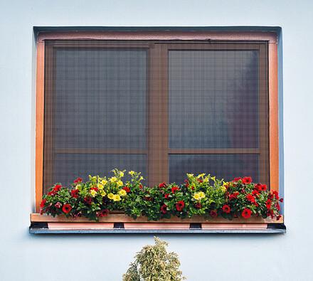 Síťka do okna 130 x 150 cm