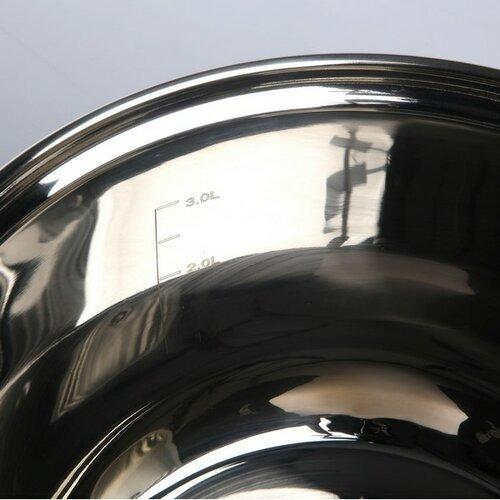 Altom Carlo 8-részes rozsdamentes acél edénykészlet