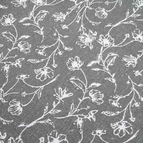 Behúň Zara sivá, 40 x 140 cm