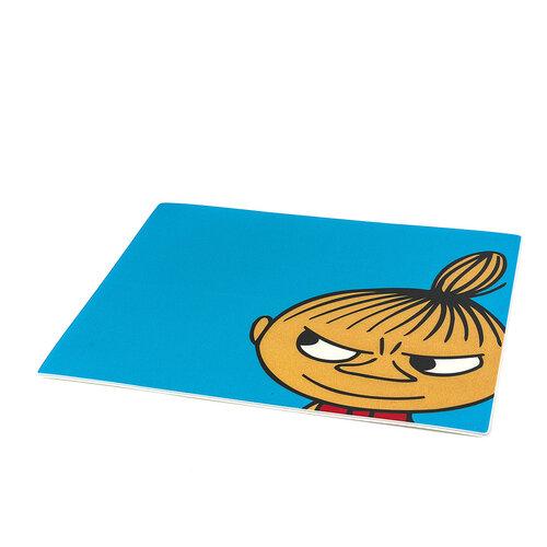 Podložka pod myš Moomin 24 x 19 cm, modrá