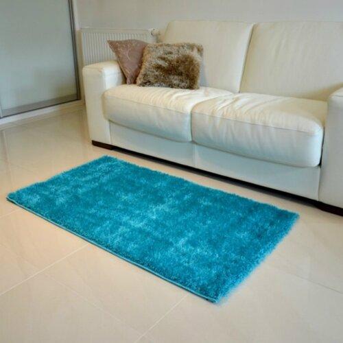 Kusový koberec Crazy 2200 Tyrkys, 80 x 150 cm