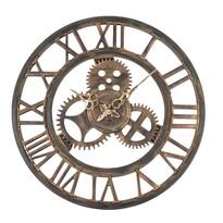 Lowell 21458 zegar ścienny, śr. 43 cm