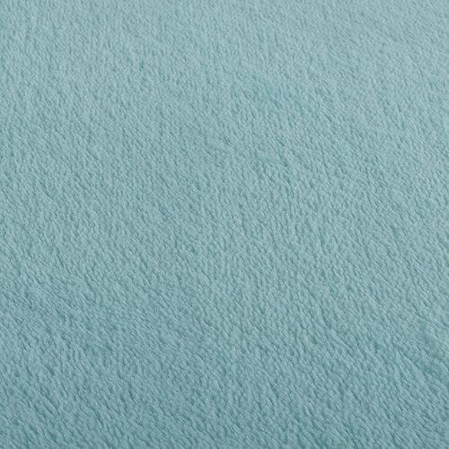 Cearşaf microflanelă 4Home, albastru,90 x 200 cm