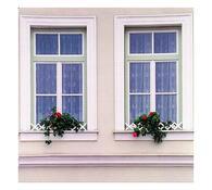 Okenní zahrádka bílá