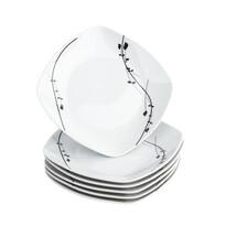 Domestic Sada dezertních talířů Londra, 19 cm, 6 ks