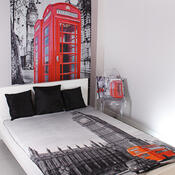 Deka My Style Big Ben, 130 x 160 cm