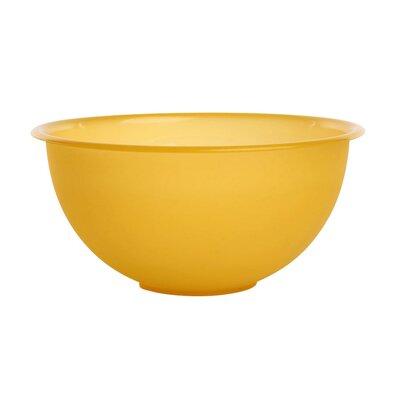 Altom Plastová misa Weekend, 19 cm, oranžová