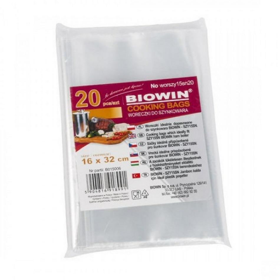 Náhradné sáčky do šunkovaru, 20 ks biowin