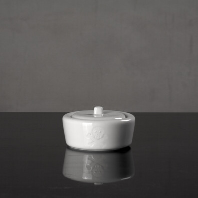 Cukornička Maryša 400 ml, biela