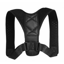 Korektor na vzpriamené držanie tela, čierna