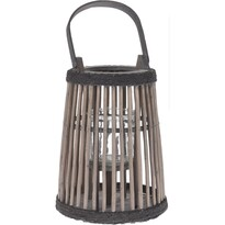 Koopman Prútený lampáš Sanabria, 31 cm