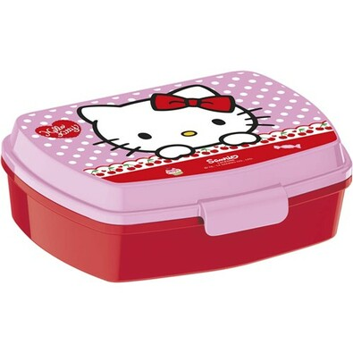 Banquet Hello Kitty svačinový box