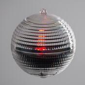 Solární plovoucí světlo Ball, červená