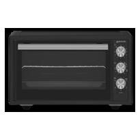 Guzzanti GZ 3621 minisütő grillel, fekete
