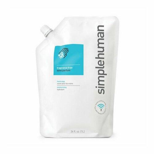Simplehuman Hydratační tekuté mýdlo 1 l, neparfémované