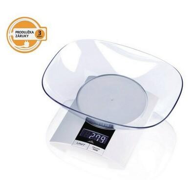 Kuchyňská váha digitální, ETA 077890000, bílá