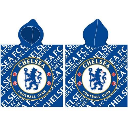 BedTex Dětské pončo FC Chelsea, 50 x 100 cm