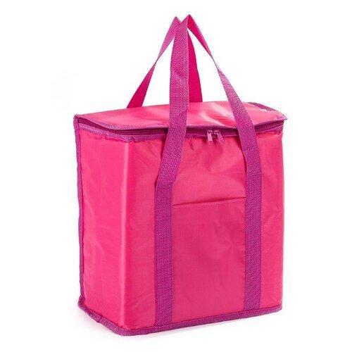 Chladiaca taška 22 l, ružová