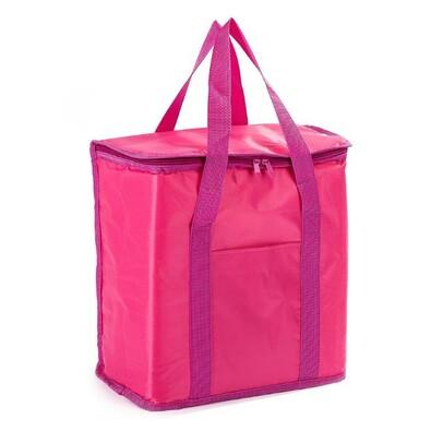 Chladicí taška 22 l, růžová