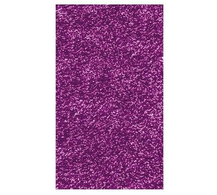 Kleine Wolke koupelnová předložka Fantasy fialová, 60 x 100 cm
