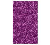 Kleine Wolke koupelnová předložka Fantasy fialová, 55 x 65 cm