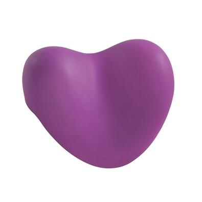 Wenko polštářek na vanu fialová