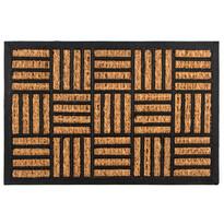 Squares kókusz lábtörlő, 40 x 60 cm