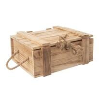 Orion Cutie de lemn pentru cadouri, 30 x 21 x 12 cm