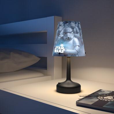 Philips Disney Lampa stolní přenosná Star Wars Stormtroopers