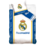 Bavlněné povlečení Real Madrid, 140 x 200 cm, 70 x 80 cm