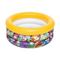 Bestway Mickey és barátai felfújható medence, átmérő: 70 cm
