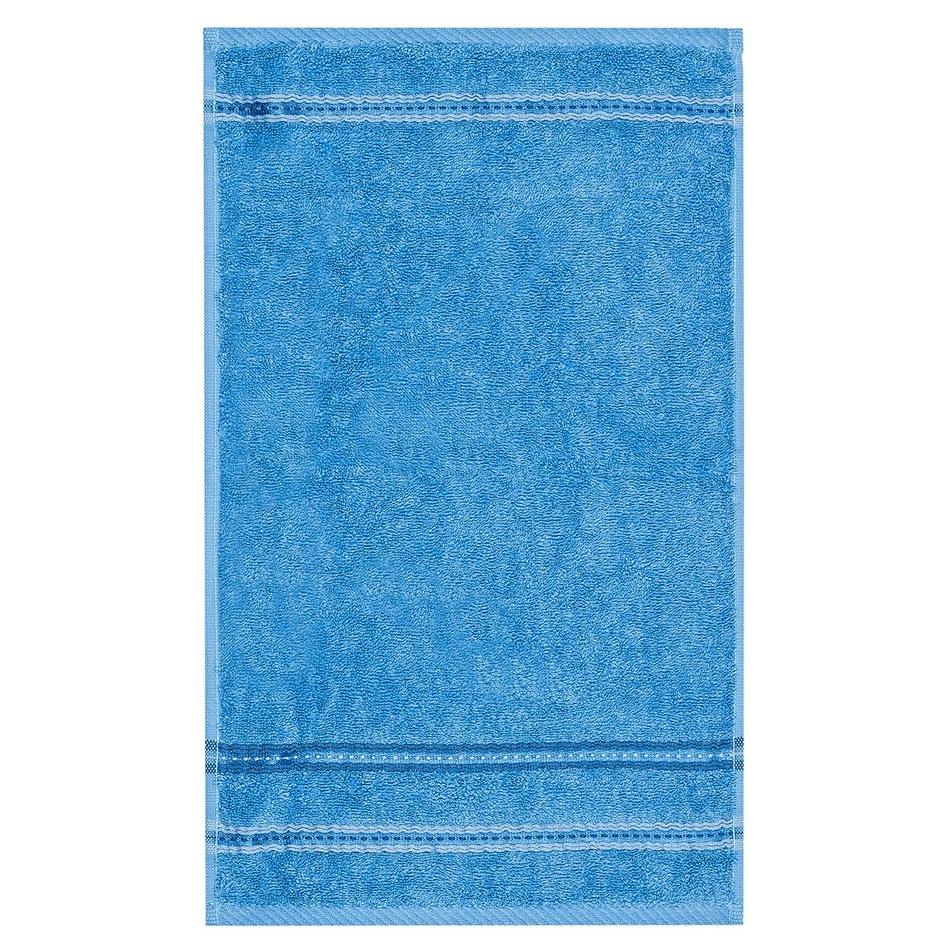 Euromat Uterák Nicola modrá, 50 x 90 cm